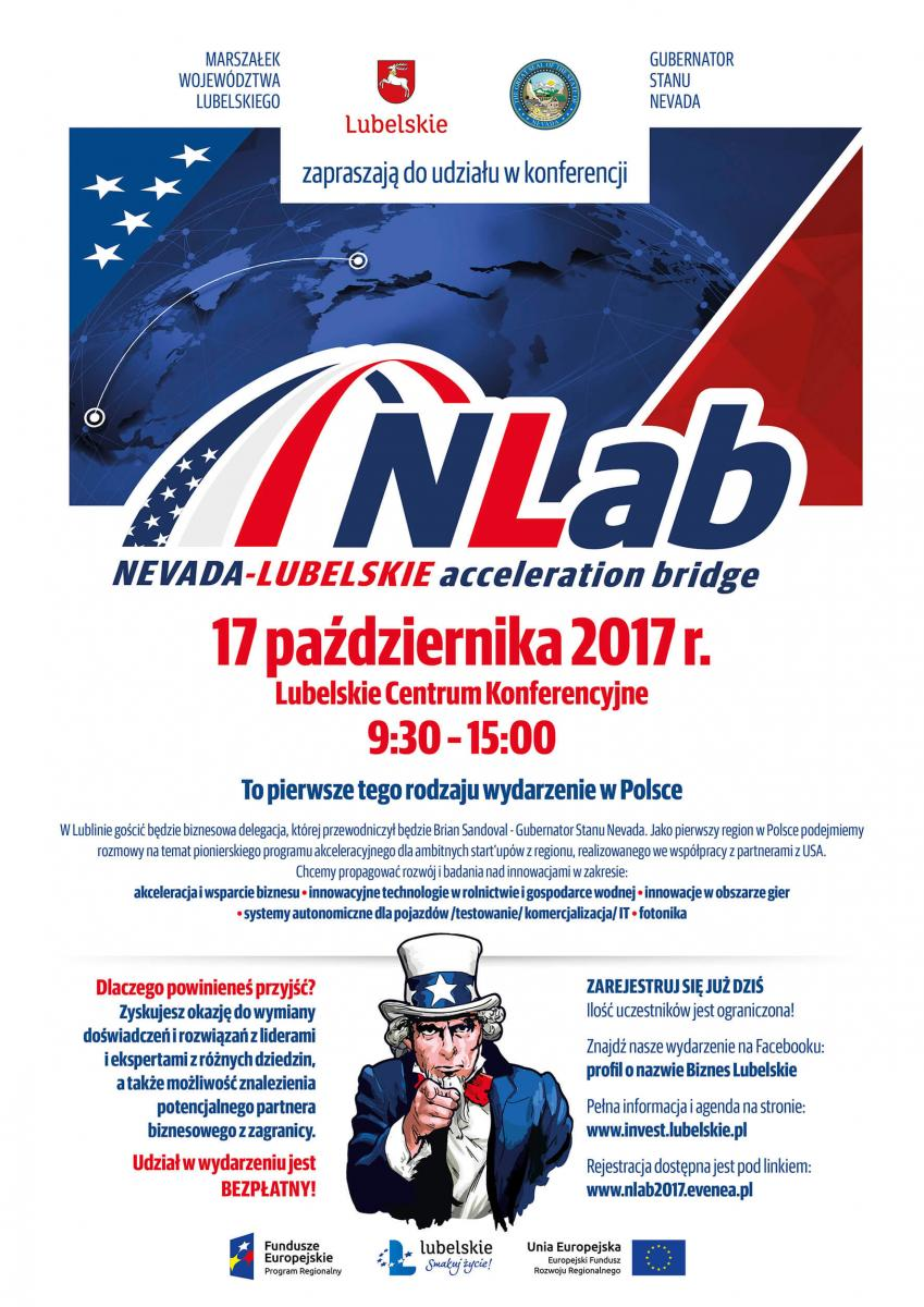 NLab: Nevada-Lubelskie acceleration bridge