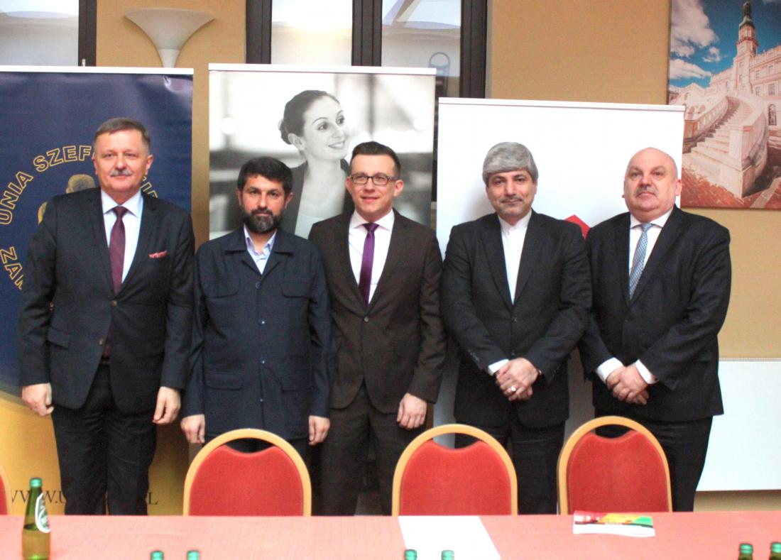 Lubelskie Voivodeship is attractive for representatives of Iran